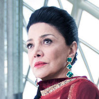 Chrisjen Avasarala played by Shohreh Aghdashloo