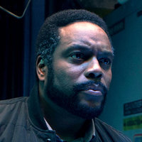 Col. Frederick Lucius Johnson played by Chad L. Coleman