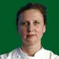 Herself - The Connaught Head Chef played by Angela Hartnett
