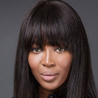 Naomi Campbell The Face (AU)