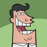 Mr. Dad Turner The Fairly OddParents