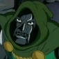 Dr. Doom played by John Vernon