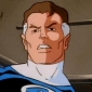 Mr. Fantastic played by Beau Weaver