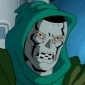 Victor von Doom played by Simon Templeman
