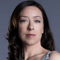 Abby McDeereplayed by Molly Parker