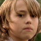 Robert played by Oliver Bower