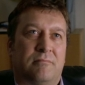 Stevie Kent played by Ian Burfield