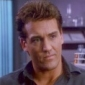 Barry Allen played by John Wesley Shipp