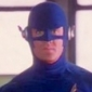 Pollux played by John Wesley Shipp
