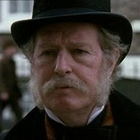 Old Jolyon Forsyte played by Corin Redgrave