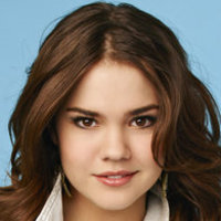 Callie played by Maia Mitchell