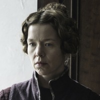 Mary Shelley played by Anna Maxwell Martin