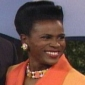 Vivian Banks played by Janet Hubert