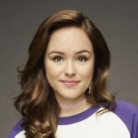 Erica played by Hayley Orrantia
