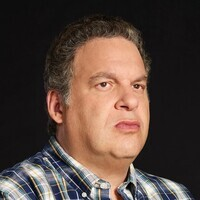 Murray played by Jeff Garlin