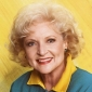 Rose Nylund played by Betty White