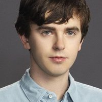Shaun Murphy played by Freddie Highmore
