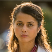 Dr. Ruby Walker played by Amrita Acharia