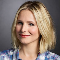 Eleanor played by Kristen Bell
