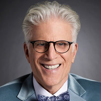 Michael played by Ted Danson