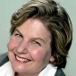 Sandi Toksvig played by Sandi Toksvig