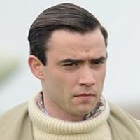 Freddie Hamilton played by Jamie Blackley