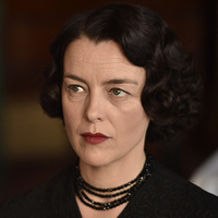 Lady Priscilla Hamilton played by Olivia Williams