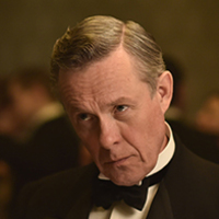 Lord Hamilton played by Alex Jennings (i)