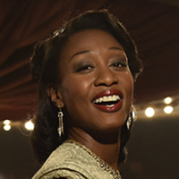 Ruby played by Beverley Knight