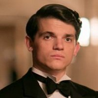 Toby Hamilton played by Edward Bluemel