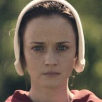 Ofglen played by Alexis Bledel