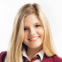 Amber Millingtonplayed by Ana Mulvoy Ten