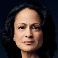 Lt. Swanstrom played by Anne-Marie Johnson