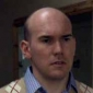 Kevin Sutherland played by Alex MacQueen