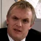 Mr. Gilbert played by Greg Davies