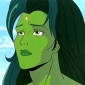 She-Hulk The Incredible Hulk
