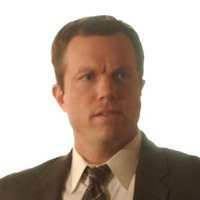Special Agent Danny Love played by Adam Baldwin
