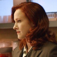 Special Agent Melody Sim played by Katie Finneran