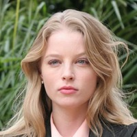 Special Agent Rebecca Locke played by Rachel Nichols