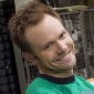 Roy played by Joel McHale