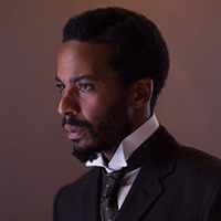 Dr. Algernon Edwards played by Andre Holland Image
