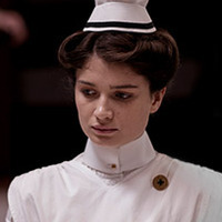 Lucy Elkins played by Eve Hewson Image