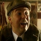 Maurice Evans played by Steve Pemberton