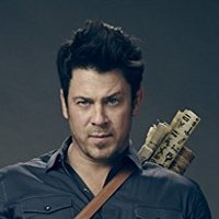 Jake Stone played by Christian Kane