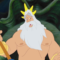 King Tritonplayed by Kenneth Mars