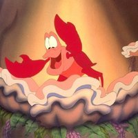 Sebastian The Little Mermaid