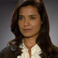 First Lady Gabrielle Westwood played by Shelley Conn