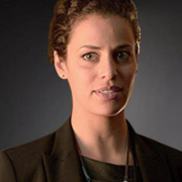 Vanessa Keller played by Athena Karkanis