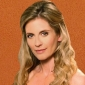 Kristin Mercer played by Helen Slater