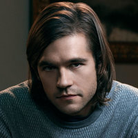 Quentin Coldwater played by Jason Ralph